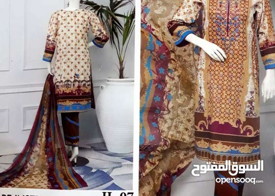 Original Lawn Suits with Full Embroidery