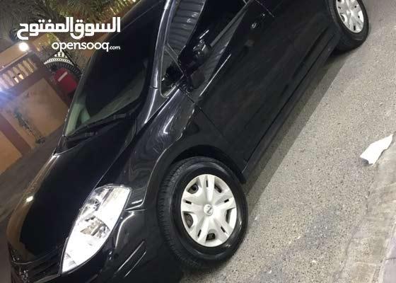نيسان تيدا 2012 للبيع مالك ثاني للسيارة