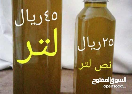 زيت فلسطيني عبوة لتر ونصف لتر