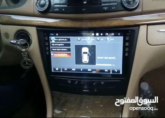 شاشات مرسيدس E200 W211 2003-2009
