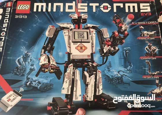 Lego Mindstorms ev3 بحاله الوكاله