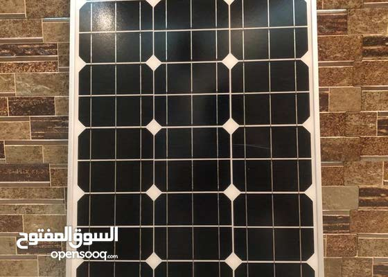 خلايا ( الواح ) الطاقة الشمسية 60W