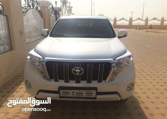 Toyota Prado, 2017 Automatic, Mid option 2017 model clean and accident free.