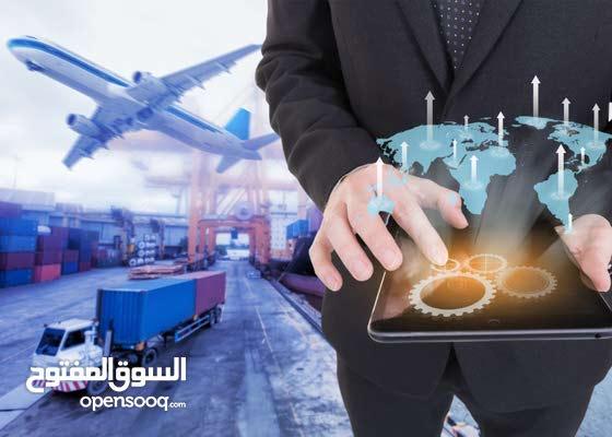 Logistics and Freight trainer مدرب لوجيستيات وشحن