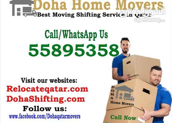 doha Qatar house moving shifting