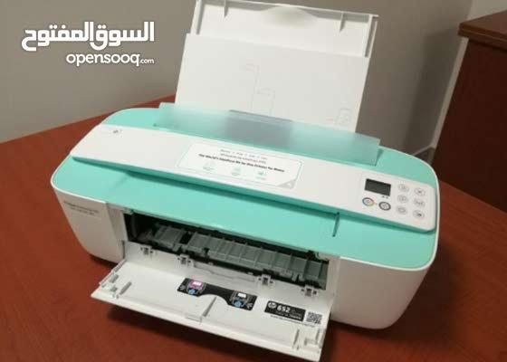 طابعه اتشبي جديده DeskJet Ink Advantage 3785 hp