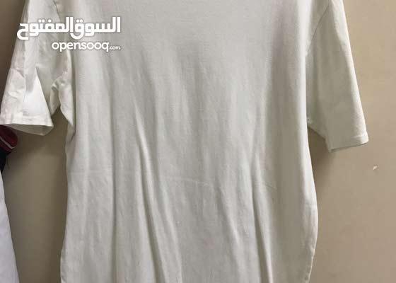 Never used long fit white stylish t-shirt