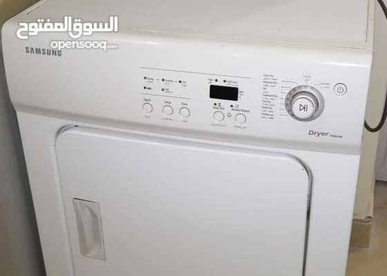 نشافة ملابس للبيع Samsung Dryer for sale