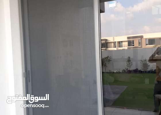 Installing Fly net for the doors / Windows
