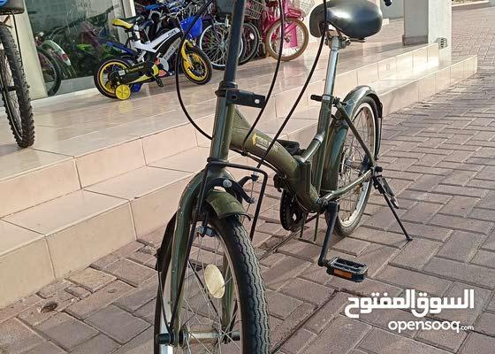 دراجة ياباني طي مقاس20