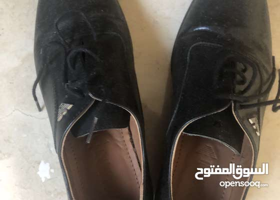 Armani dress shoes size 33 eur
