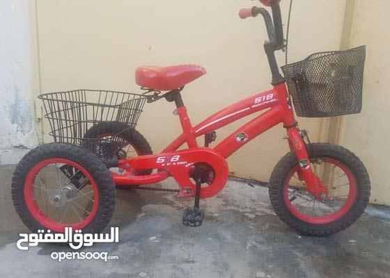 small kids cycle when rim broken urgent sale.