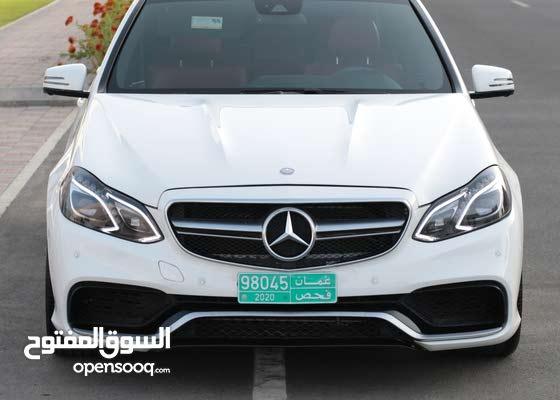 للبيع مرسيدس e350 فول ابشن بانرما سلطنة عمان