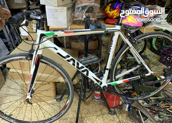 Java siluro roadbike 105 22 speed