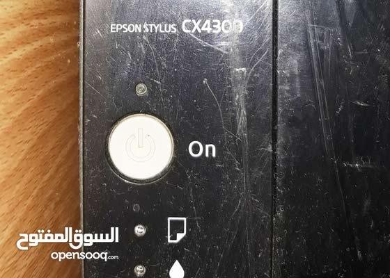 Epson cx3000 printer/Hp deskjet D2460
