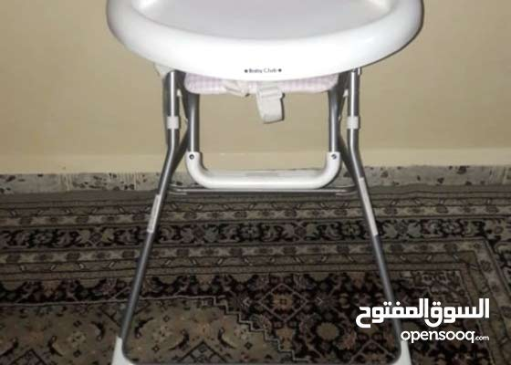 high chair لاطعام الطفل