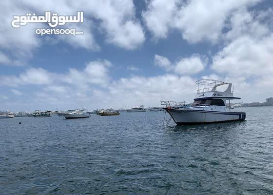 يخت نزهه للبيع 12 متر  - بحري الاسكندريه