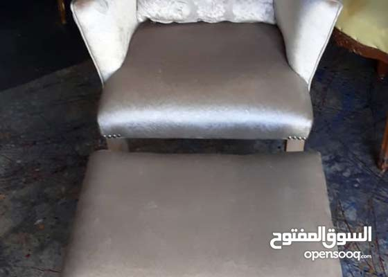كرسي + بوف للبيع