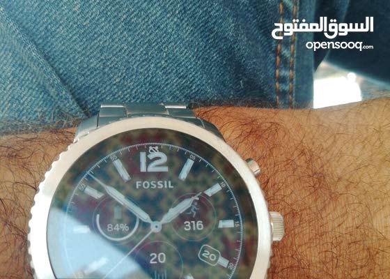smart watch fossil