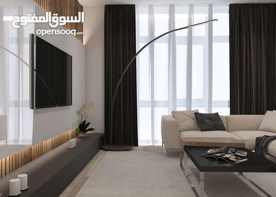 شقة جاهزة في قلب دبي كاش او اقساط