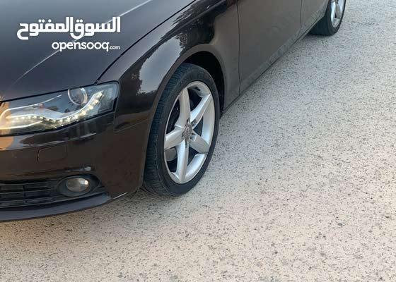 Audi A4 موديل 2011 بيعة سريعة