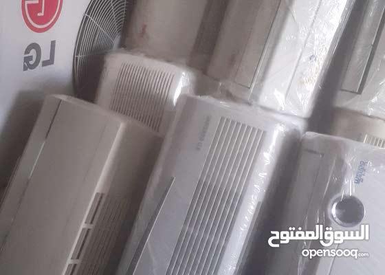 السلام عليكم ورحمة الله وبركاته مكيفات اسبلت حار بارد مع التركيب والتوصيل 056690