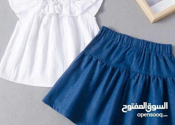ملابس للاطفال البنات من عمر شهرين الي 3 سنوات بدبي