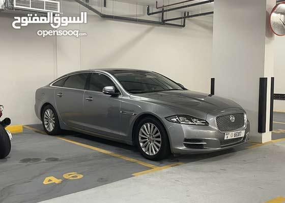 Jaguar xjl luxury