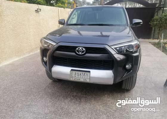 فور رنر اخت الزيرو سيارات للبيع تويوتا 4 رانر بغداد الأعظمية 135535286 السوق المفتوح