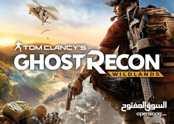 ghost recon wild lands (light use)