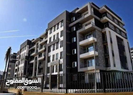 شقه للايجار 140م اول سكن داخل كمبوند جنه علي سعودي في الشيخ زايد