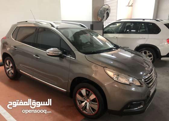 Peugeot Modal 2008 / year 2015