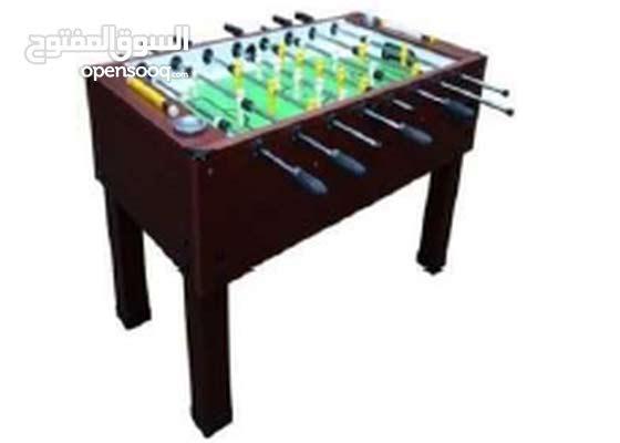 Brand new Foosball table