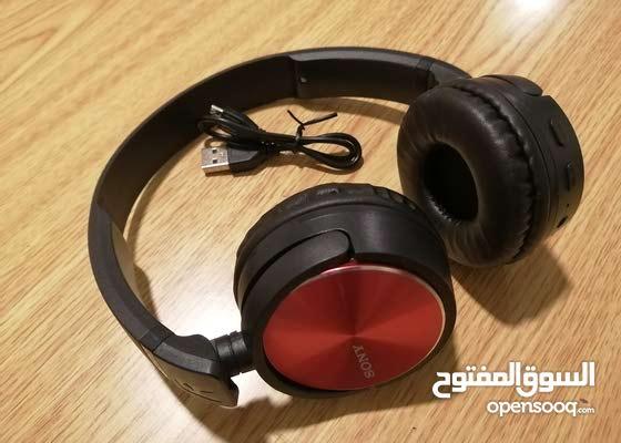 wireless Sony headphone