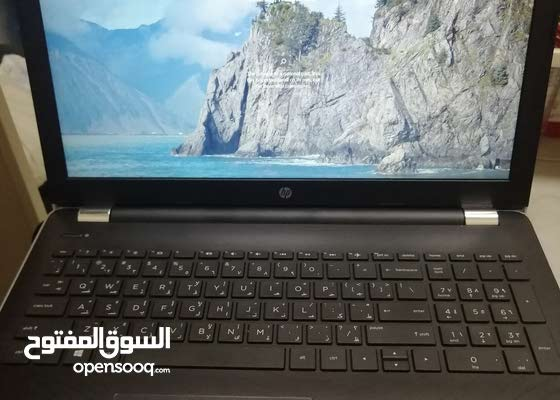 Hp laptop 15gbs1