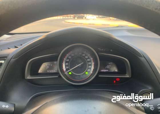 Mazda 3 2015 model for sale