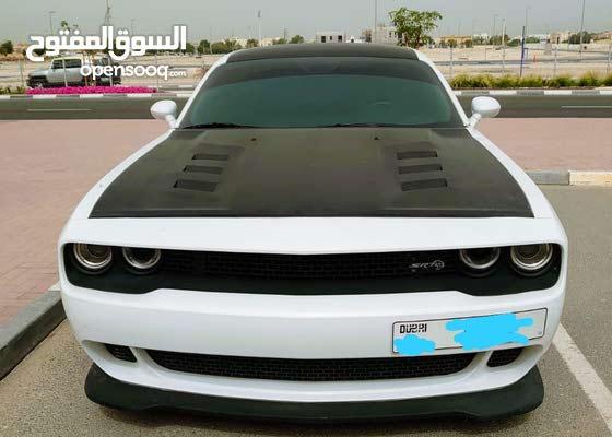 Dodge challenger V6 - custom color & upgrades