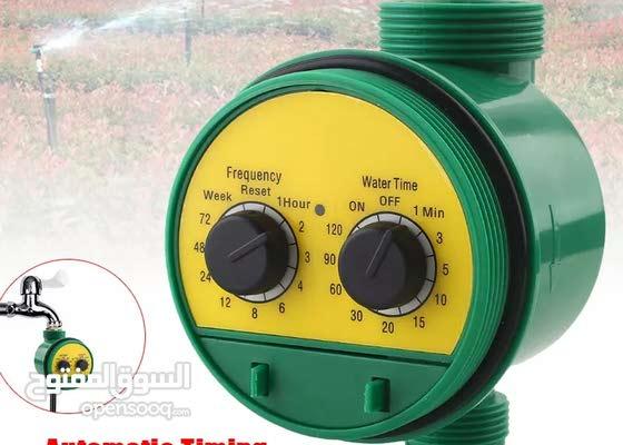 جهاز تايمر الماء الماقت لي ري المزروعات
