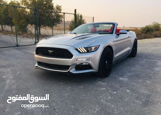Ford Mustang 2016 Convertible Soft Top