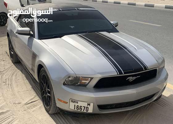 Ford Mustang 2012 v6