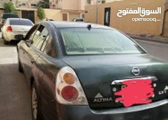 نيسان التيما 2005 للبيع السيارة نظيفا والله العظيم