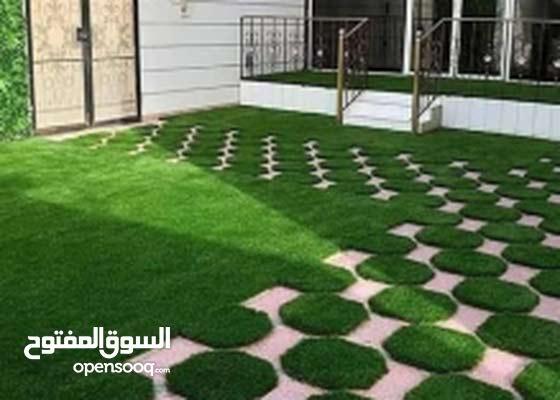 بيع وتوريد العشب الصناعي ولجداري0538331466