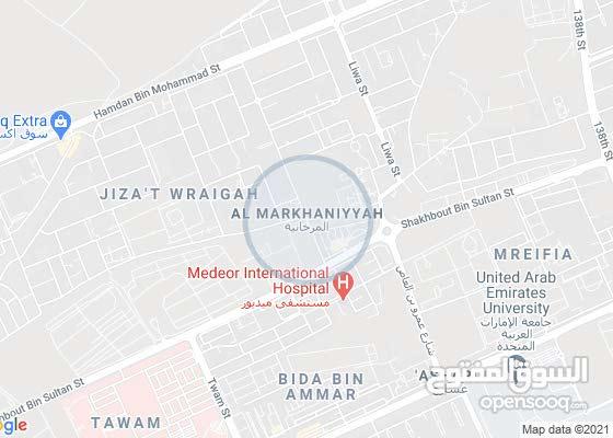 غرف للإيجار     في مدينة العين ب منطقة عشارج