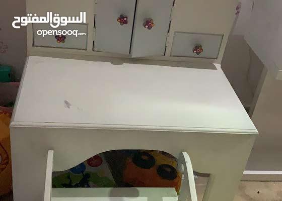 اثاث منزل استعمال خفيف مع غرفة نوم اطفال