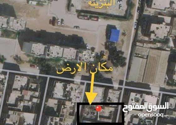 منزل قديم للبيع : بنغازي خلف أول محطة وقود
