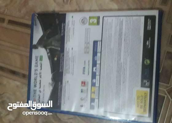 قرص GTA و FIFA18 عربية