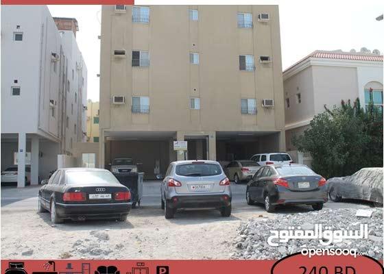 للإيجار شقة في البسيتين