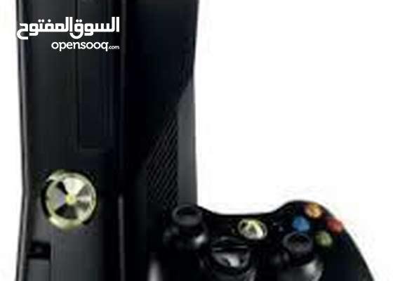 جهاز اكس بوكس 360 ( 50لعبة )