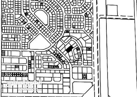 للبيع ارض استثماري سكني في الحد الجديدة