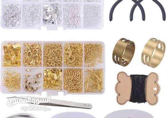 مواد اولية لصناعة مجوهرات